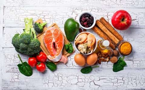 Better Diet May Prevent Brain Shrinkage